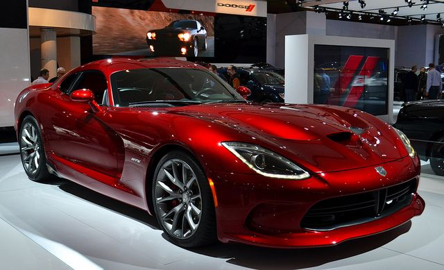 Dodge Viper | Flickr
