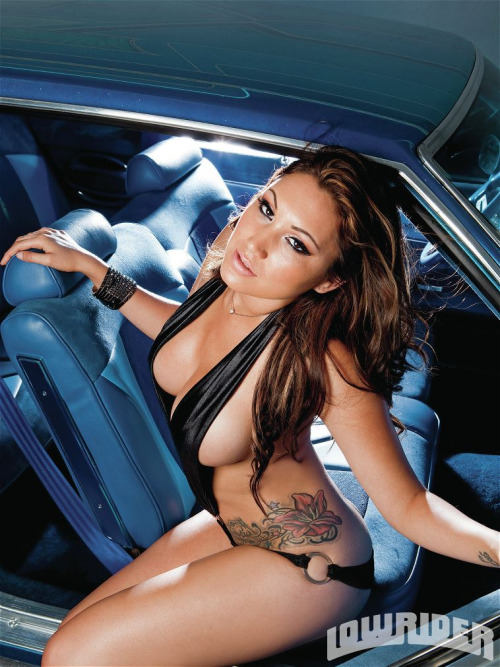 Motor Models (fire-in-the-blood:  Tanya Love.)