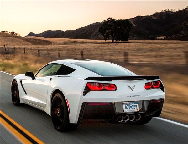 2015 Corvette Stingr