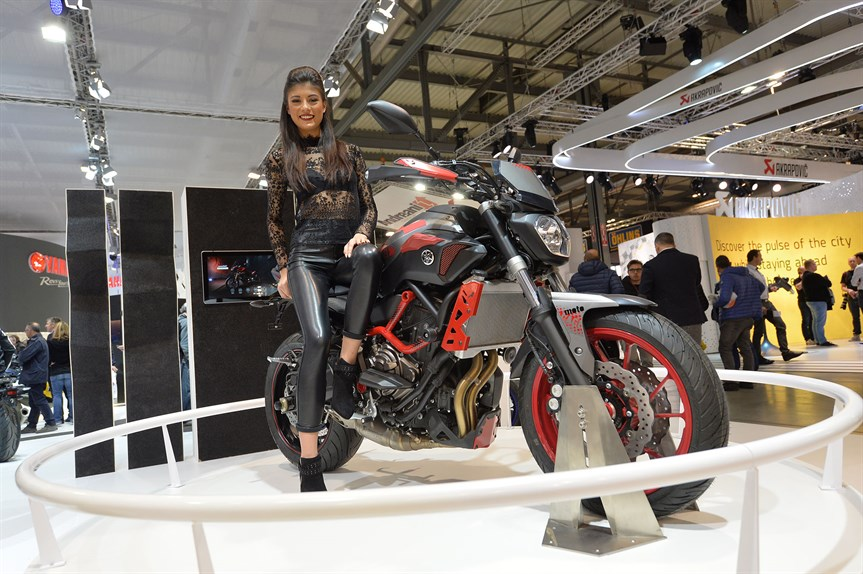 Best Eicma Girl
